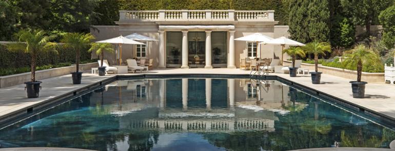 The $245 million Bel-Air Mansion. #OHMG!
