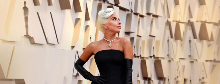 Lady Gaga shines in priceless Tiffany Diamond #OHMG.