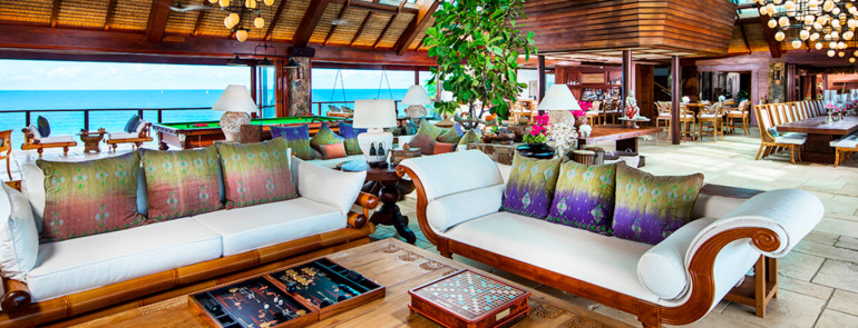 Vacation on Richard Branson's relaunched Necker Island in the Caribbean