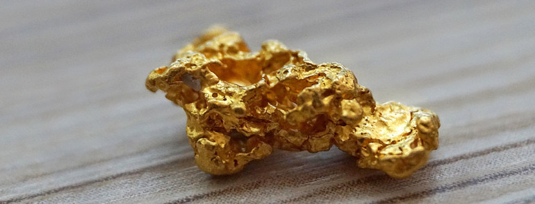 Trovata la pepita d'oro più preziosa di sempre